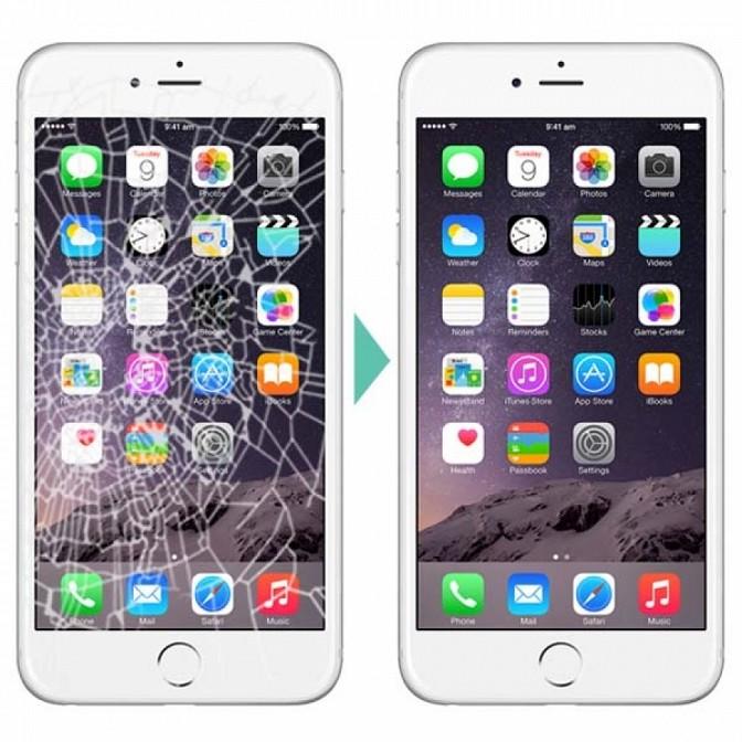 thay màn hình iphone 6S 6s Plus