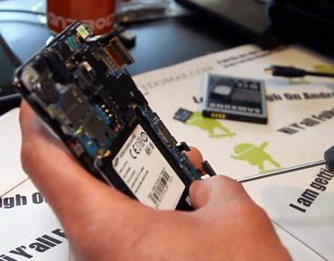 Sửa chữa các dòng điện thoại