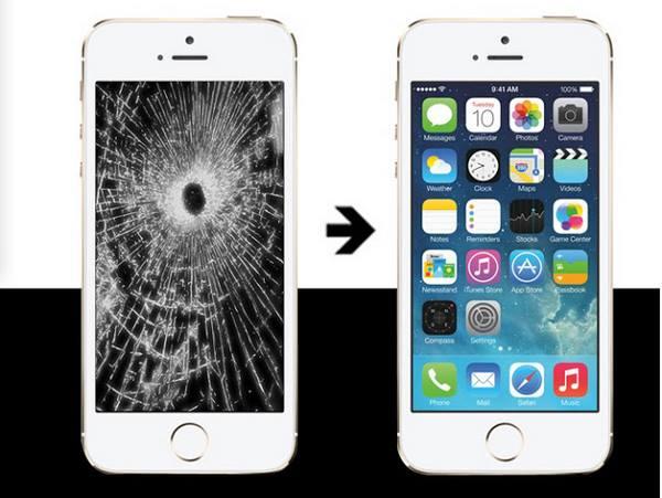 Thay mặt kính iphone bao nhiêu tiền
